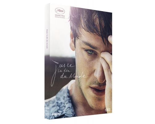 un DVD Juste La Fin Du Monde