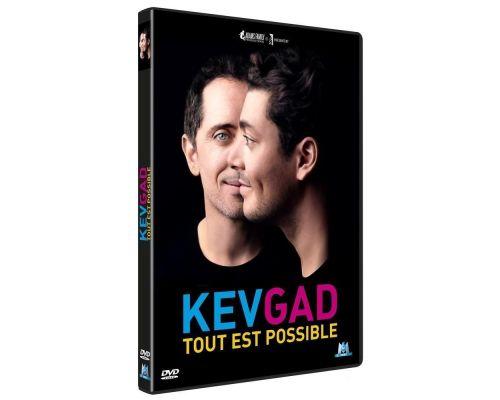 un DVD Kev Gad - Tout Est Possible