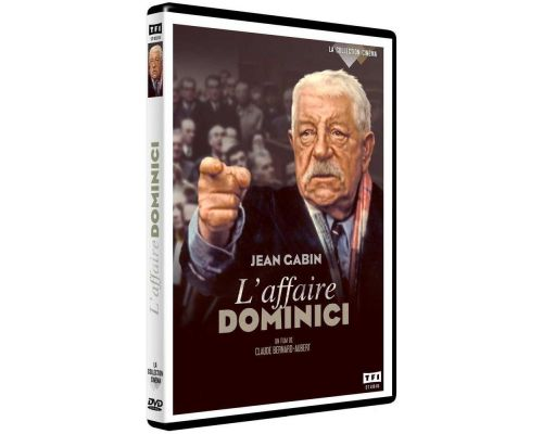 un DVD L'Affaire Dominici