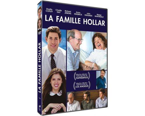 un DVD La Famille Hollar