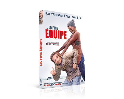 un DVD La Fine Équipe