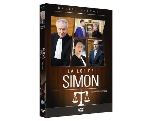 un DVD La Loi De Simon