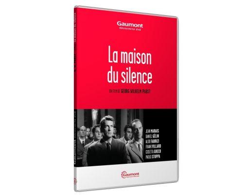 un DVD La Maison Du Silence