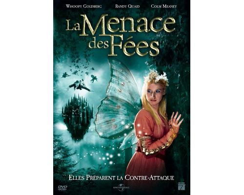 un DVD La Menace Des Fées