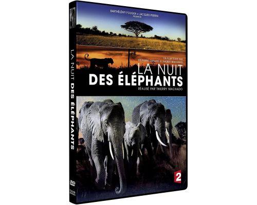 un DVD La Nuit Des Elephants