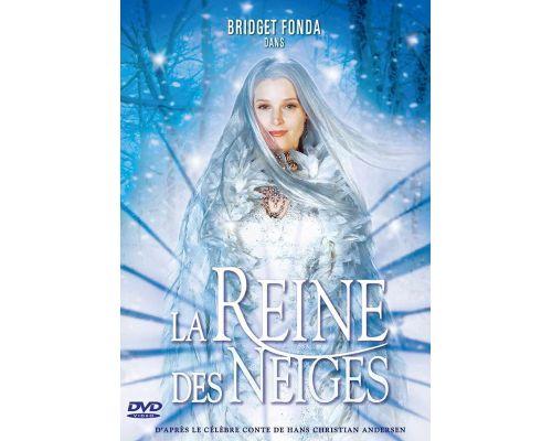 un DVD La Reine Des Neiges