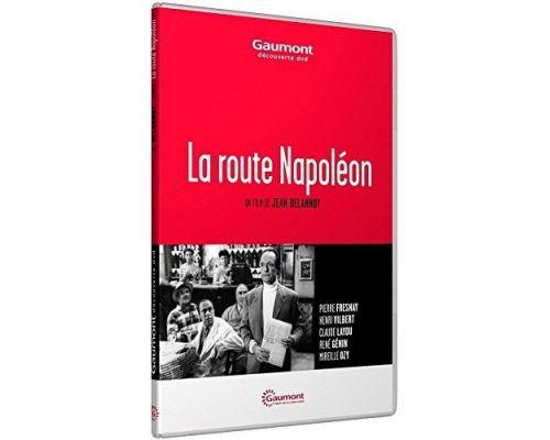 un DVD La Route Napoléon