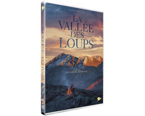Un DVD La Vallee des loups