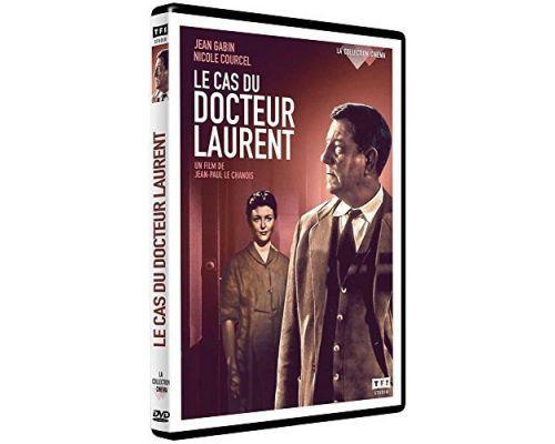 un DVD Le Cas Du Docteur Laurent