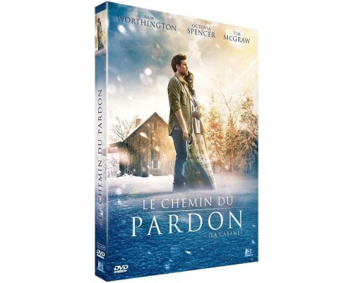 Un DVD Le Chemin du pardon