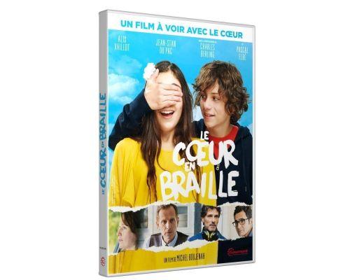 un DVD Le Coeur En Braille