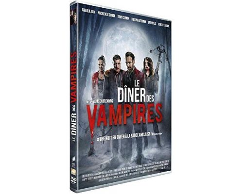 un DVD Le Dîner Des Vampires