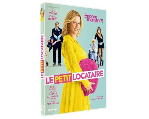 Un DVD Le Petit locataire