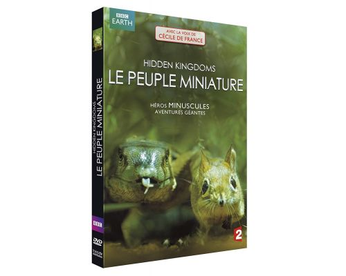 un DVD Le Peuple Miniature