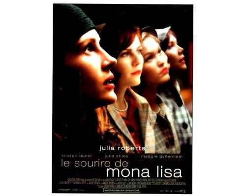 un DVD Le Sourire De Mona Lisa