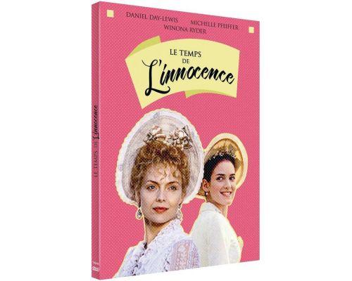 un DVD Le Temps De L'Innocence