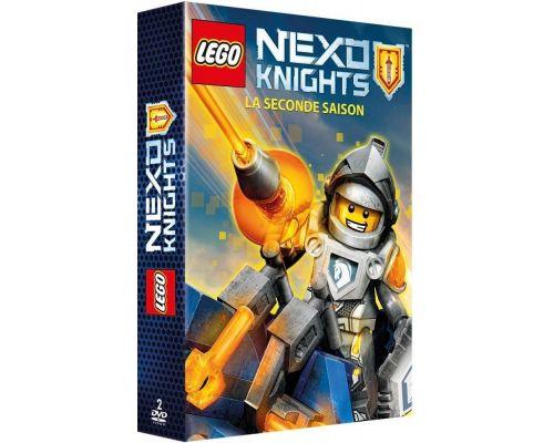 un DVD Lego Nexo Knights - Saison 2