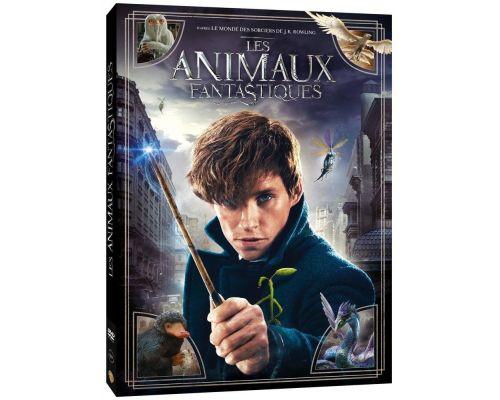 Un DVD Les Animaux fantastiques