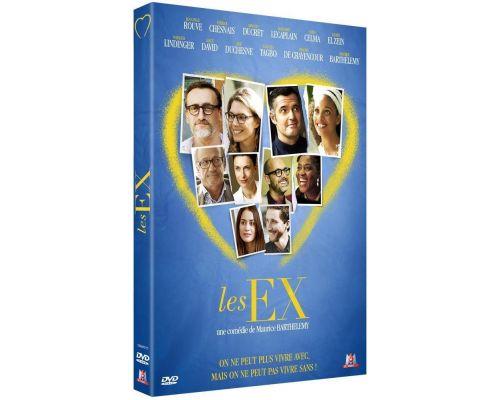 Un DVD Les Ex