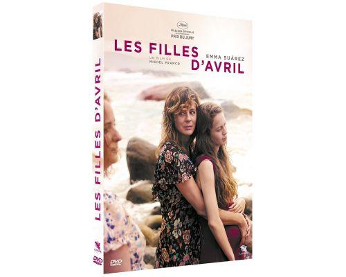 Un DVD Les filles d'Avril