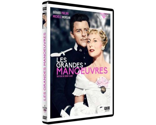 un DVD Les Grandes Manoeuvres