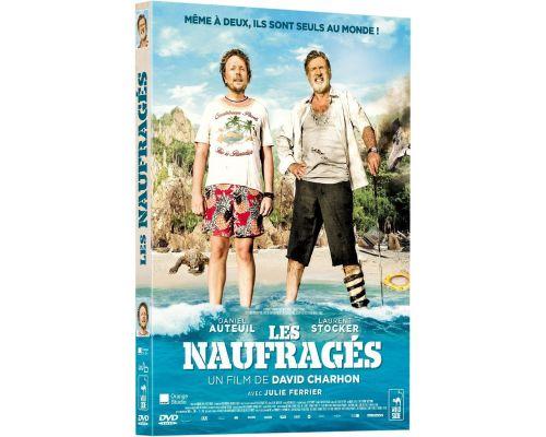 Un DVD Les Naufrages