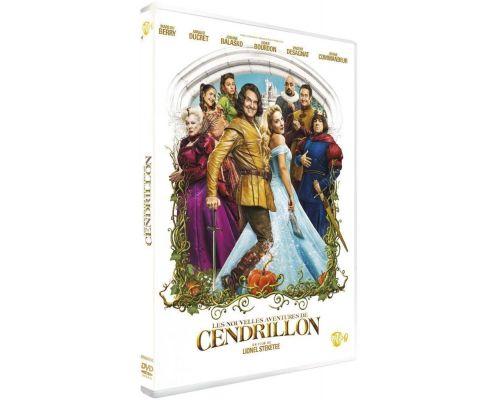 Un DVD Les Nouvelles aventures de Cendrillon