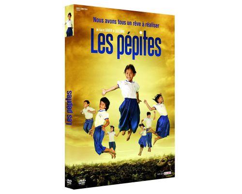 un DVD Les Pepites