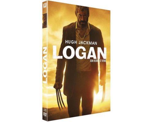 un DVD Logan