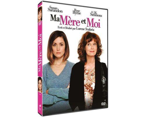 un DVD Ma Mère Et Moi