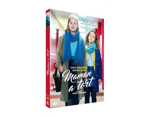 Un DVD Maman a tort