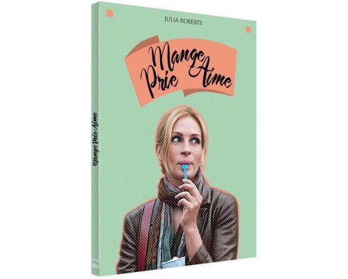 un DVD Mange, Prie, Aime