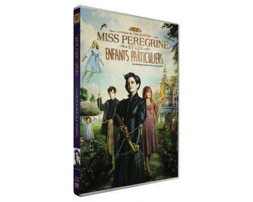 un DVD Miss Peregrine Et Les Enfants Particuliers
