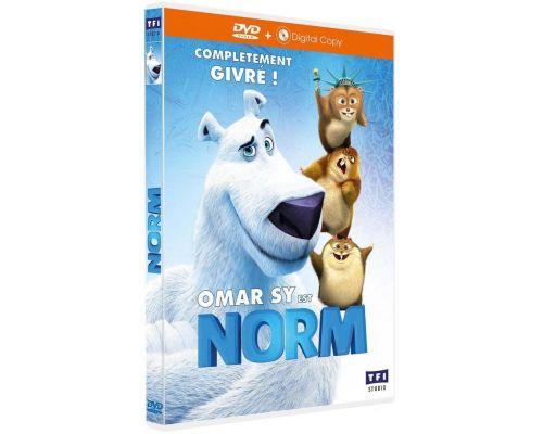 un DVD Norm
