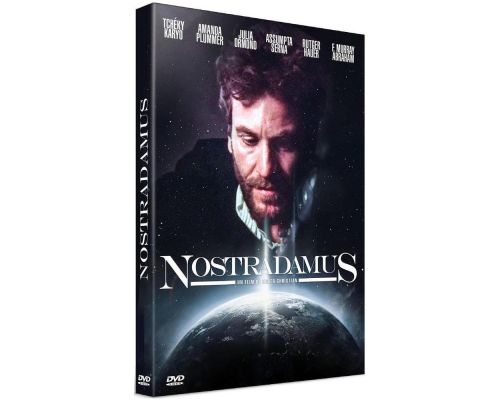 un DVD Nostradamus