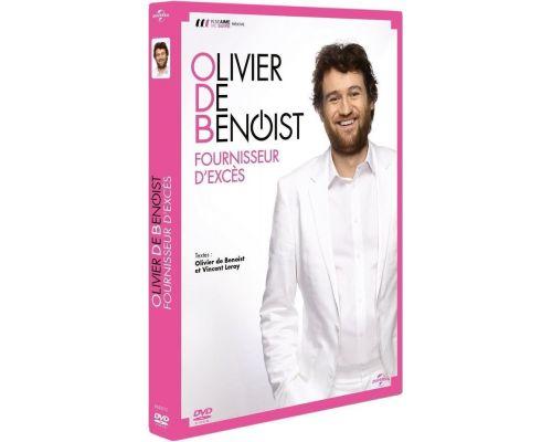 un DVD Olivier De Benoist Fournisseur D'Excès