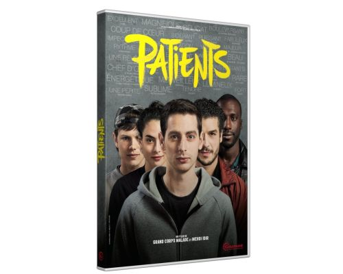Un DVD Patients