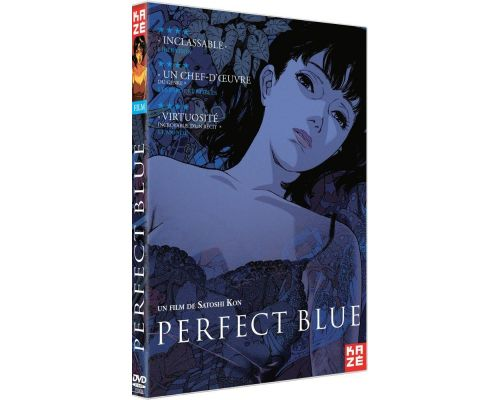 un DVD Perfect Blue