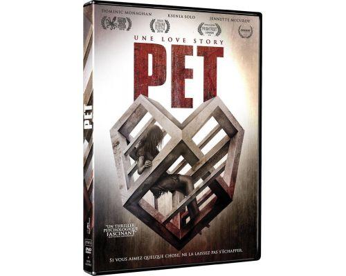 un DVD Pet