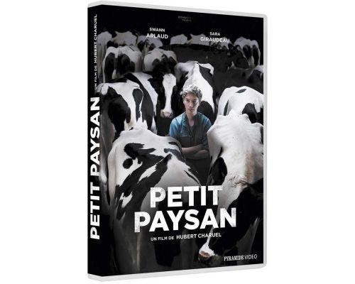 un DVD Petit Paysan