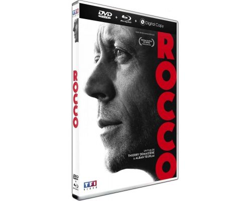 un DVD Rocco