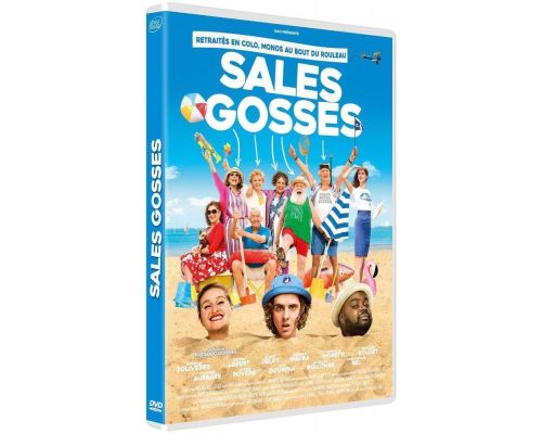 Un DVD Sales Gosses