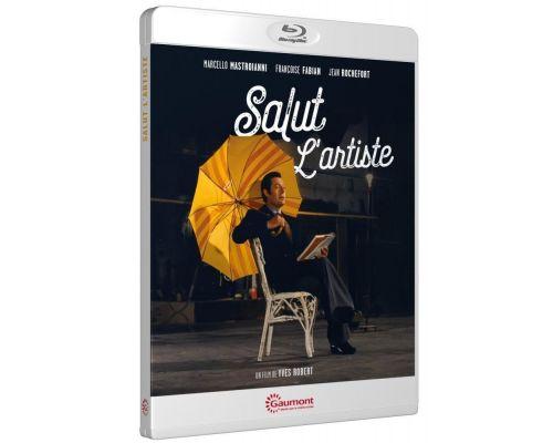 un DVD Salut L'Artiste