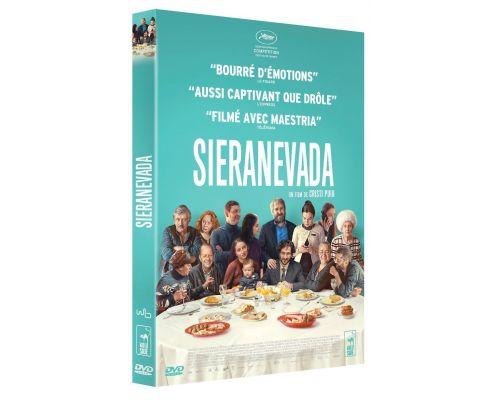 un DVD Sieranevada