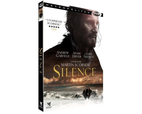 un DVD Silence