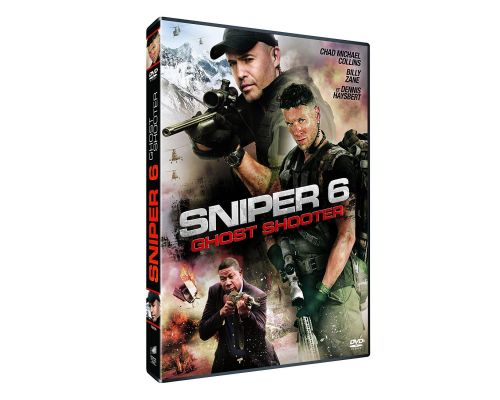 un DVD Sniper 6 : Ghost Shooter