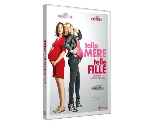 Un DVD Telle mère, telle fille