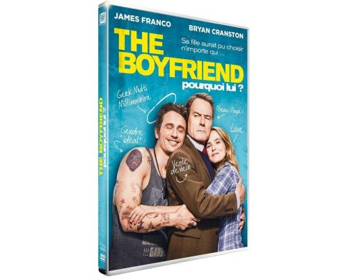 un DVD The Boyfriend : Pourquoi Lui ?