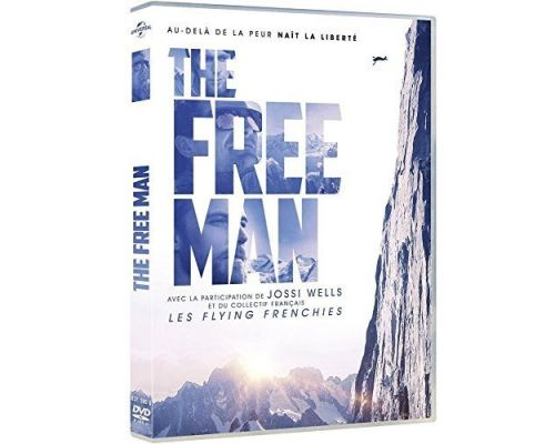 un DVD The Free Man