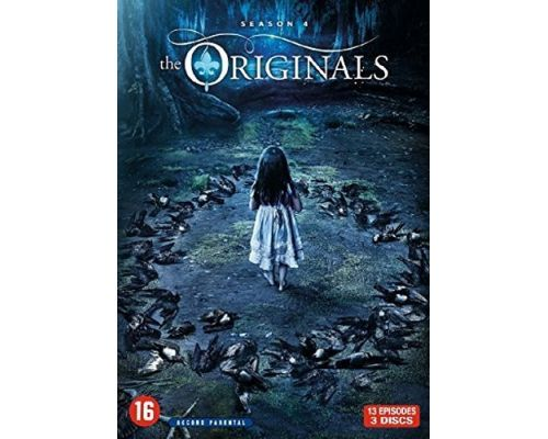 Un DVD The Originals - Saison 4
